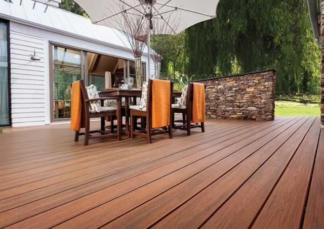 Home Depot Deck Design Ideas