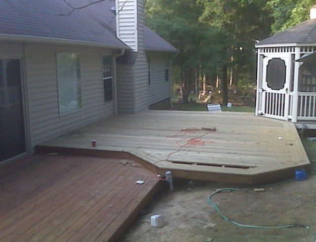 Home depot deck design home design ideas for Home depot deck design software canada