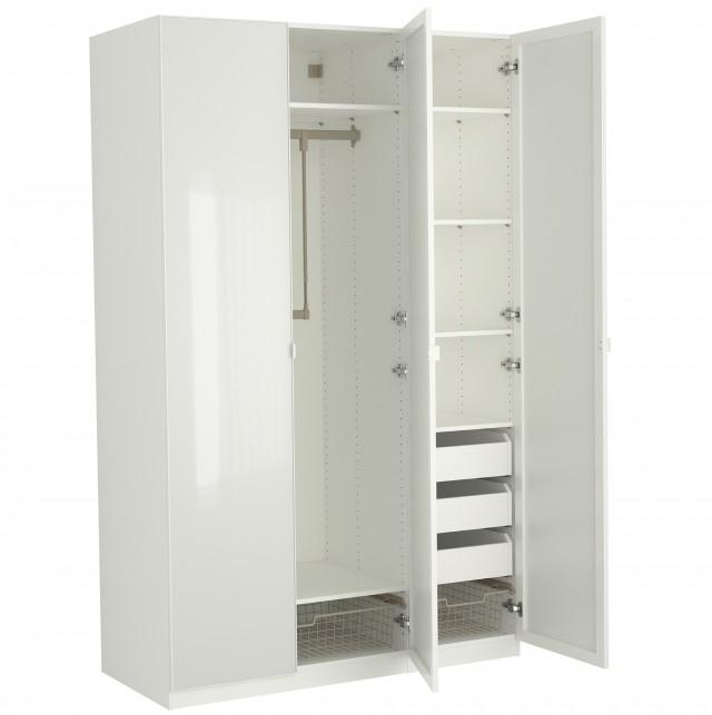 Ikea Closet Organizer System