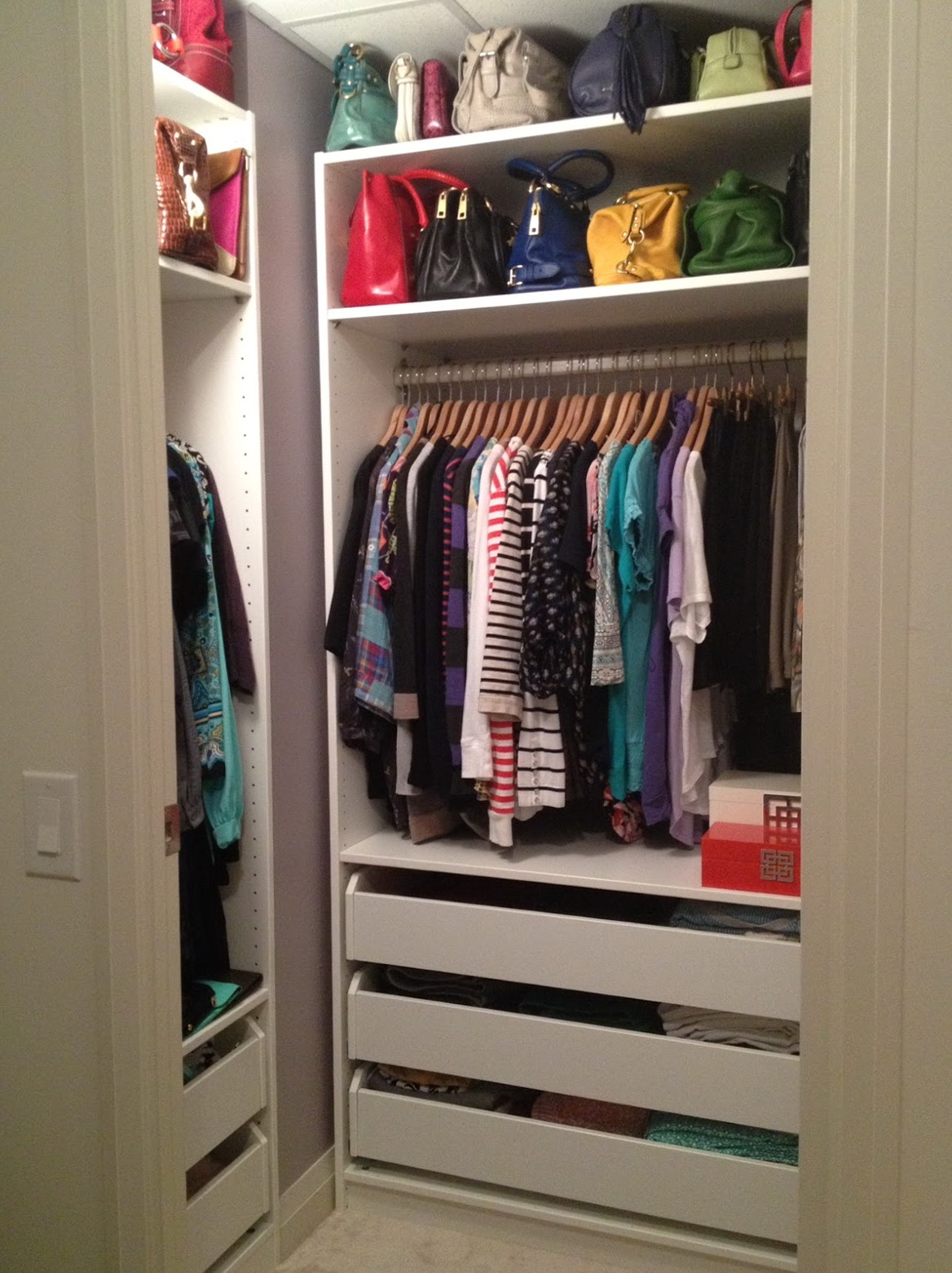 rack this walk my pax space gorgeous going fully purge maximize of goal is through in and ikea all course to with makeover clothing was closet wardrobe
