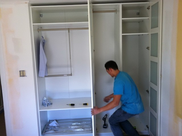 Ikea Custom Closet Design