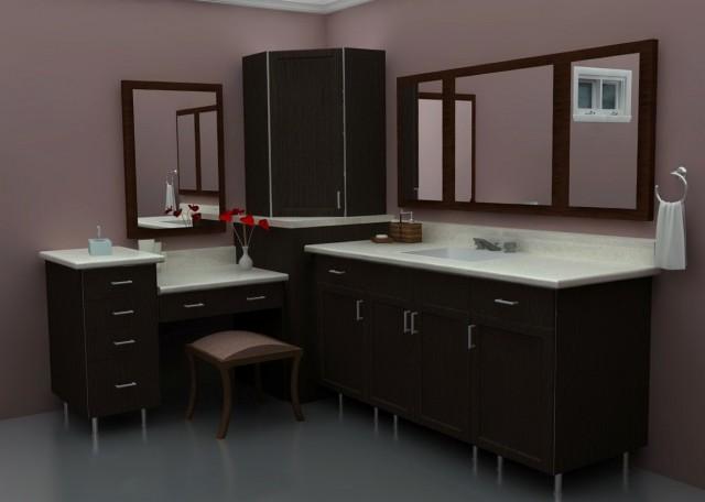 Ikea Hemnes Bathroom Mirror Cabinet