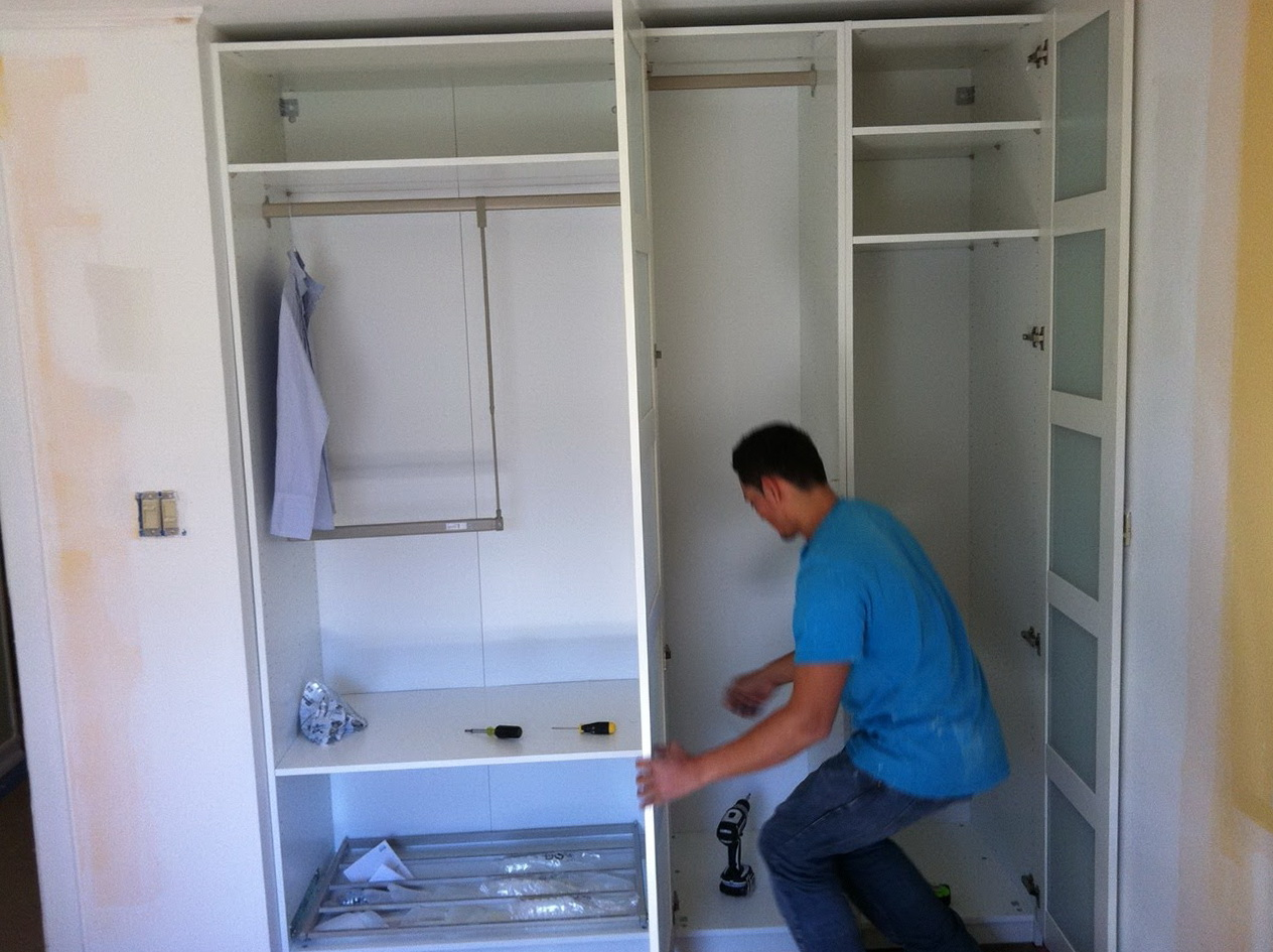 Ikea Pax Closet System Home Design Ideas