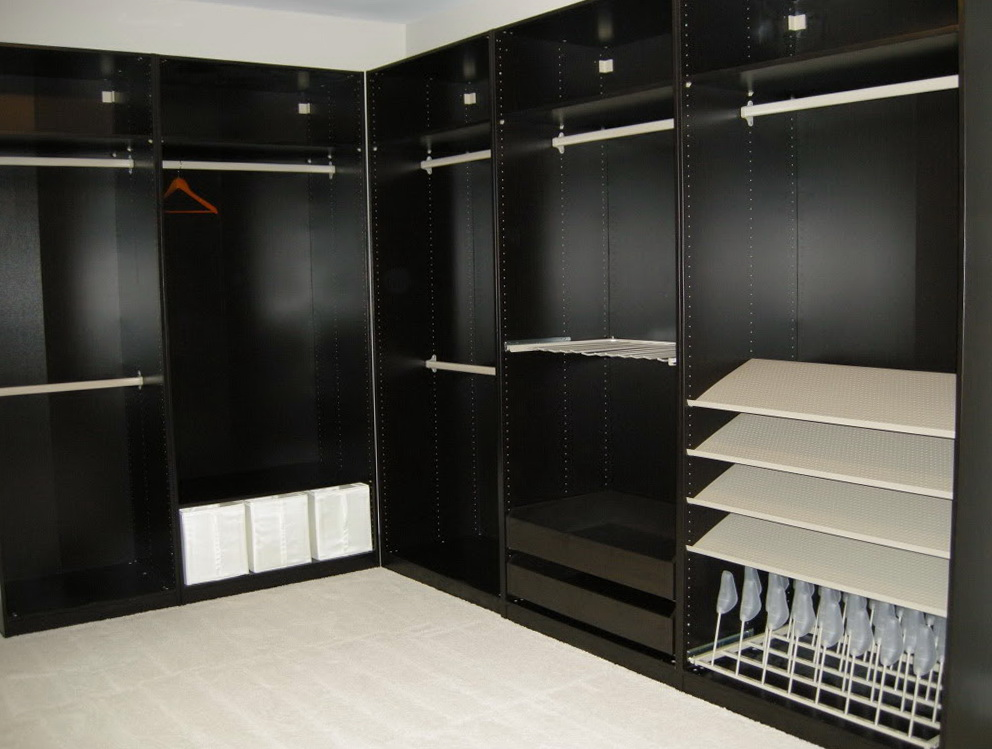 ikea pax closet systems home design ideas. Black Bedroom Furniture Sets. Home Design Ideas