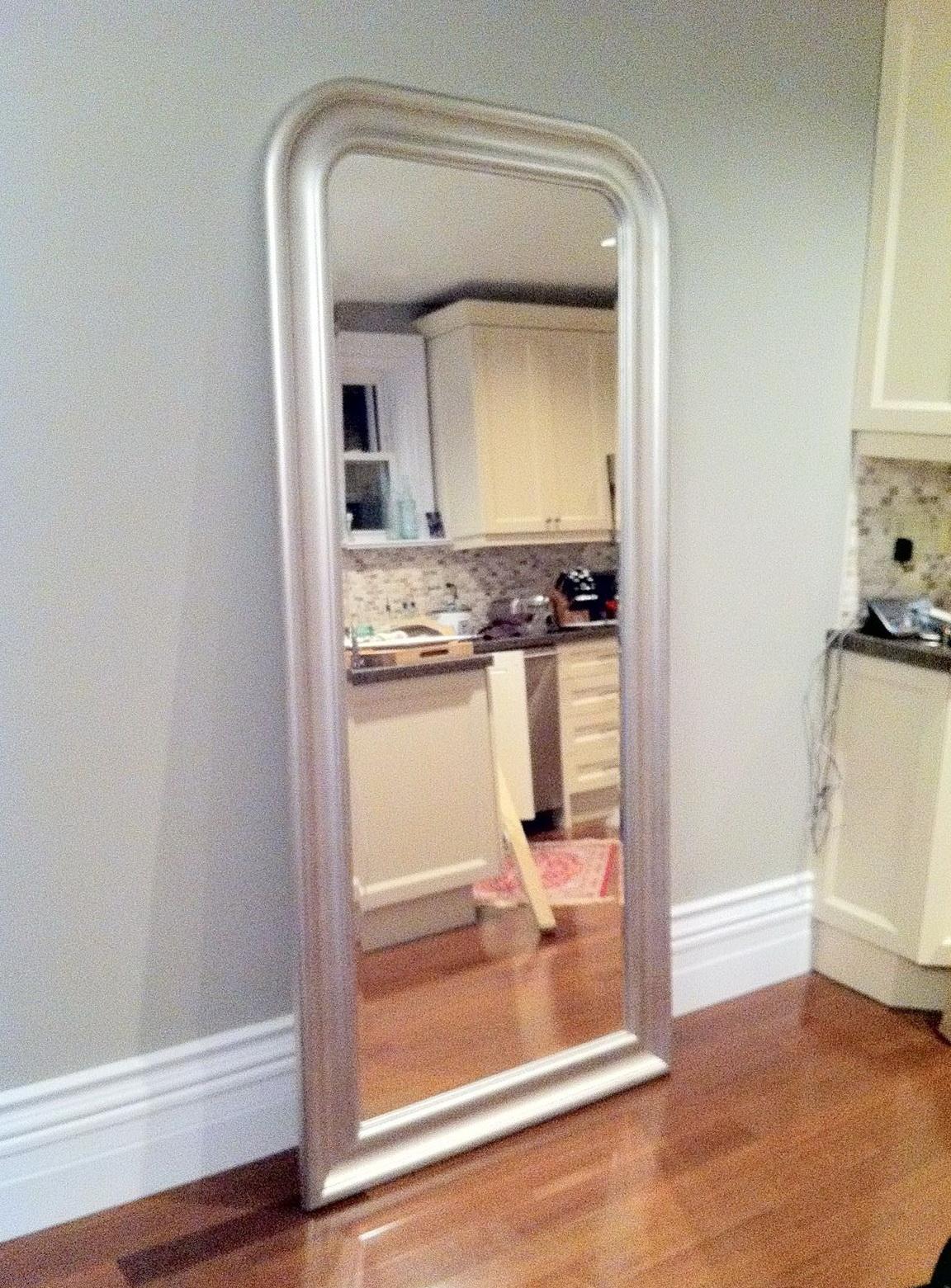 silver floor mirror. Ikea Silver Floor Mirror D