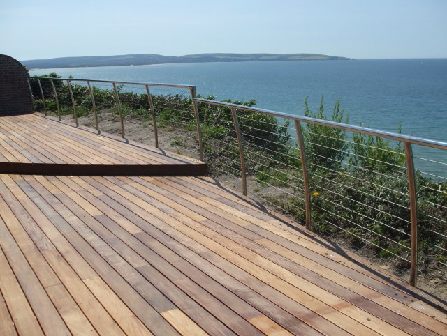 Ipe Wood Decking Seattle