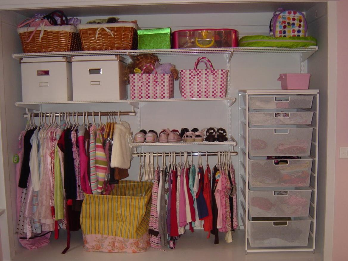 Kids Closet Organizer Ikea