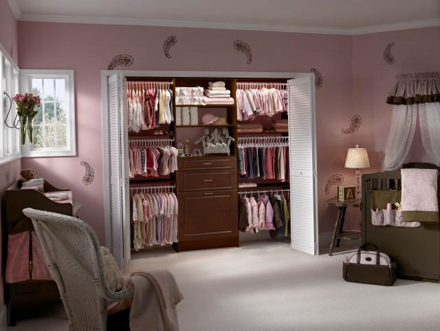 Kids Closet Organizer Sliding Doors