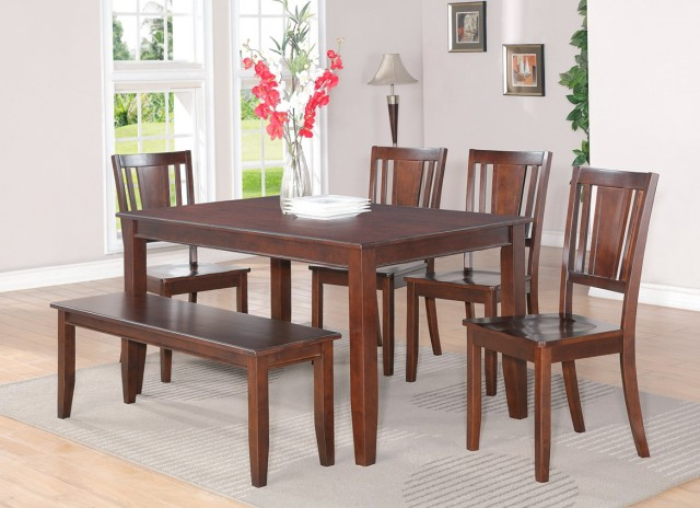 Kitchen Tables With Benches And Chairs
