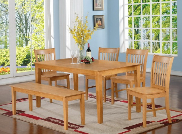 Kitchen Tables With Benches Sets