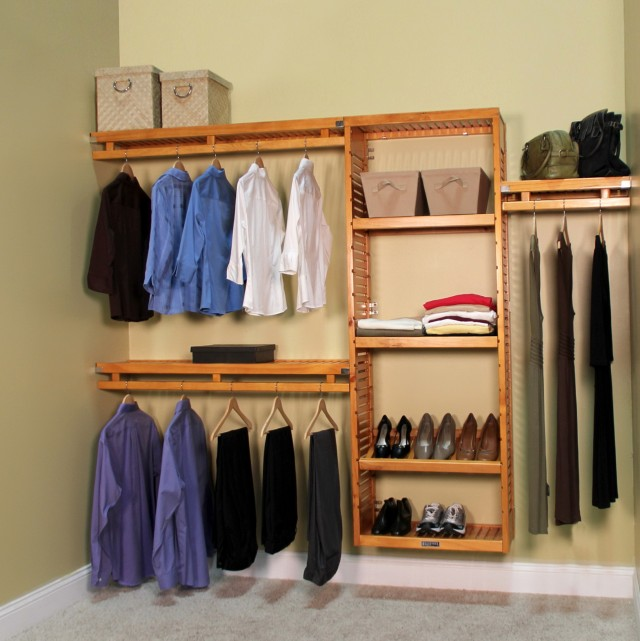 Laundry Closet Organization Systems
