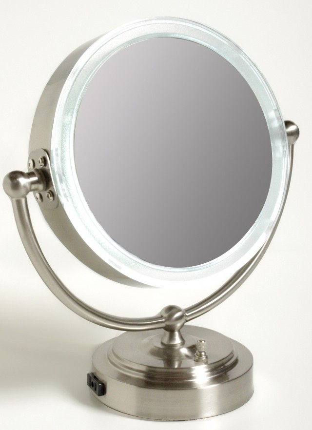 Led Makeup Mirror 10x