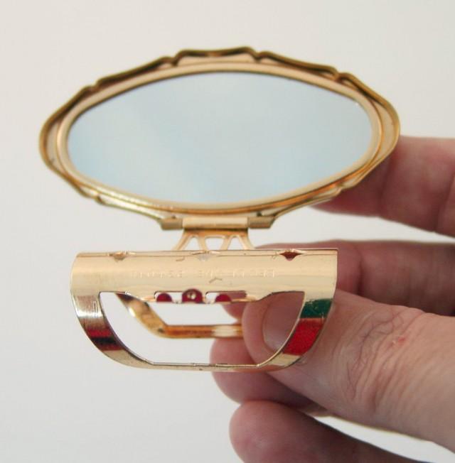 Lipstick Case With Mirror Australia