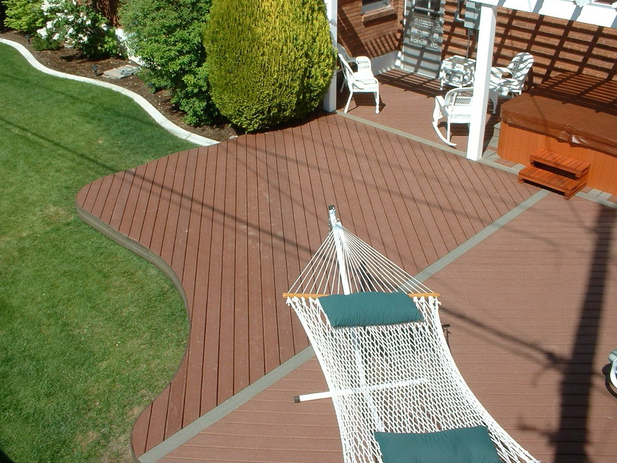 Lowes Composite Decking Colors Home Design Ideas