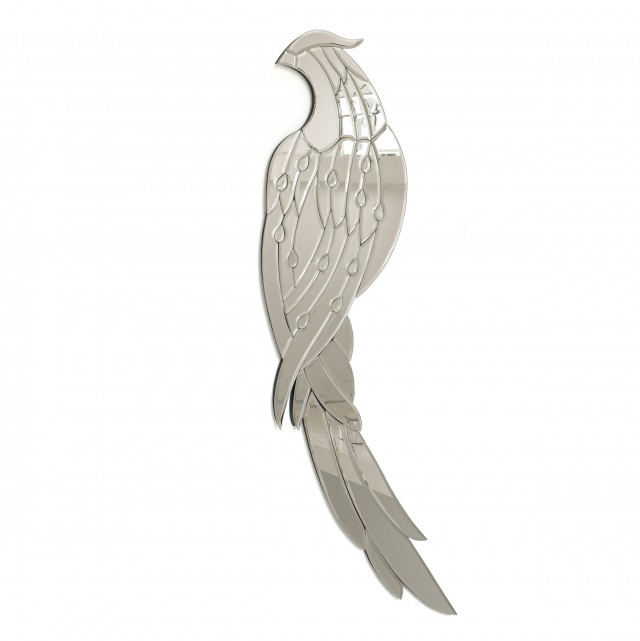Mirrored Bird Wall Art