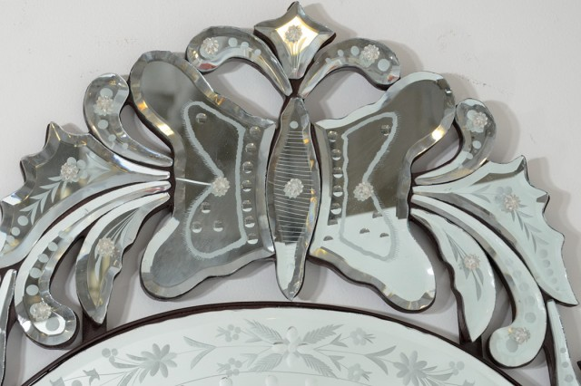 Mirrored Butterfly Wall Art