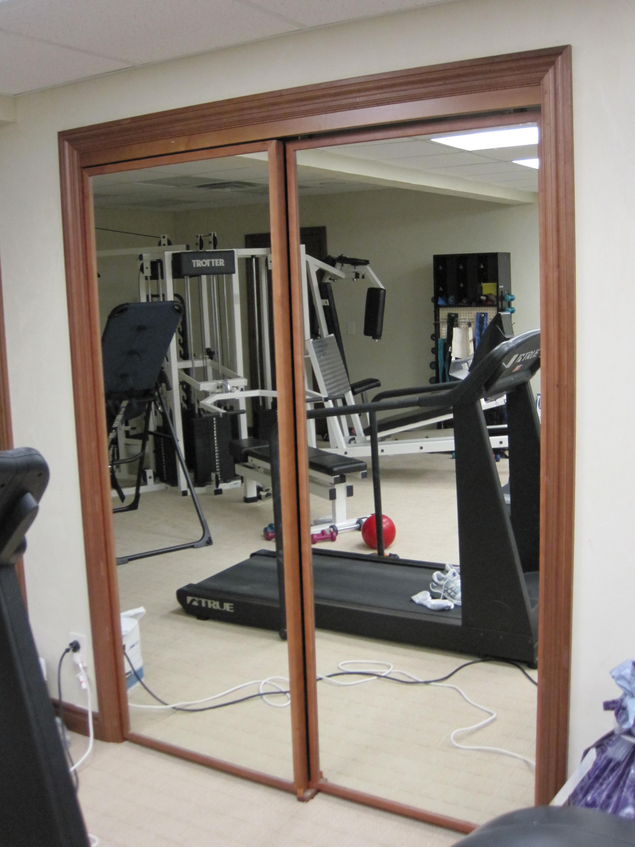 Mirrored Closet Doors Sliding