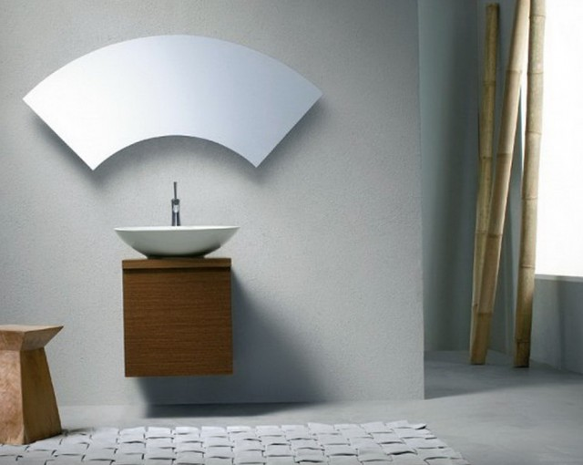 Modern Contemporary Bathroom Mirrors
