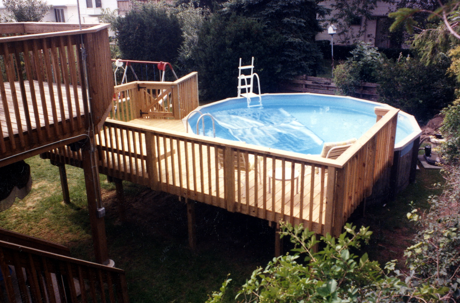 Multi Level Deck Design Ideas