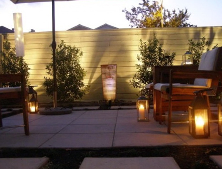 Outdoor Deck Lighting Fixtures