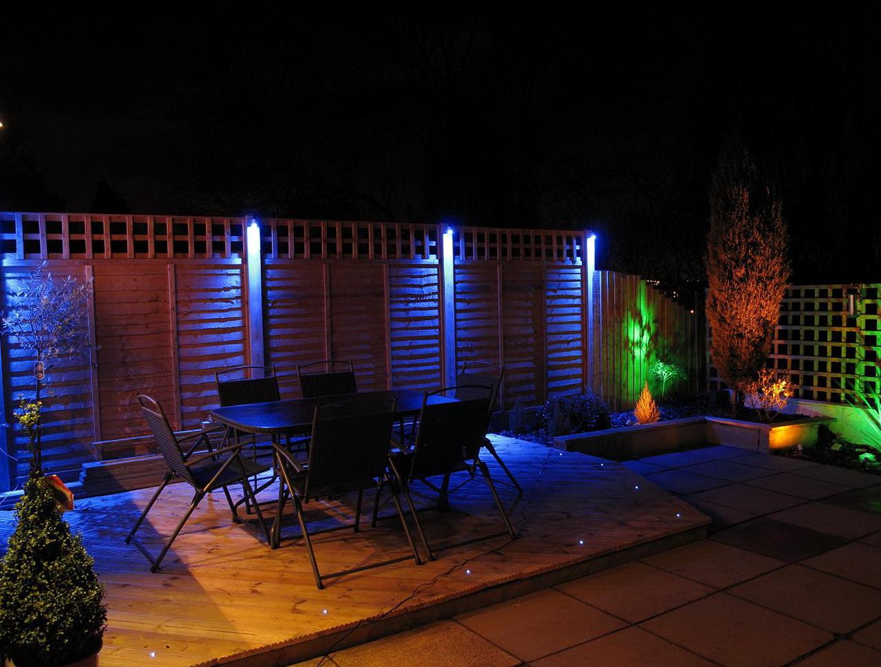 Outdoor Deck Lighting Kits