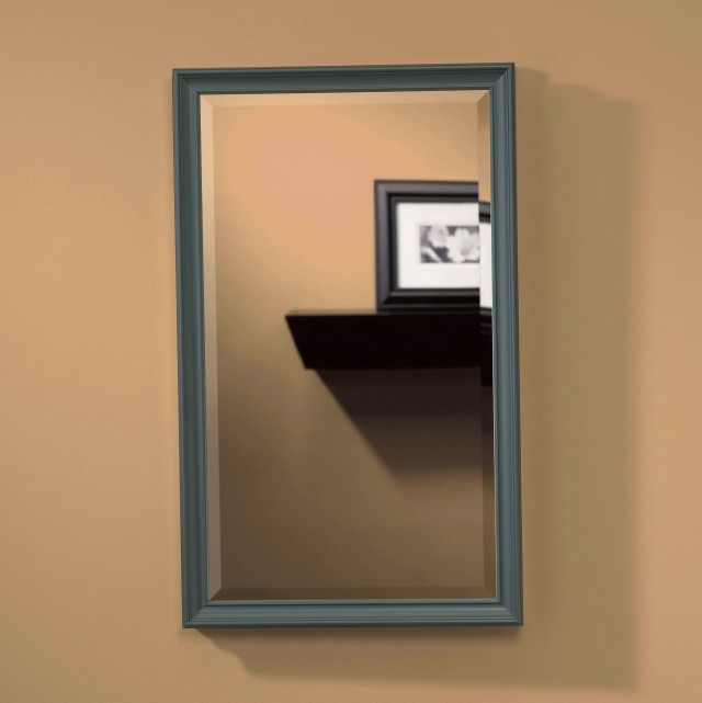 Recessed Medicine Cabinet With Mirror