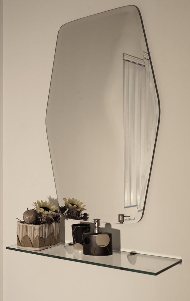 Sheffield Home Beveled Glass Mirror