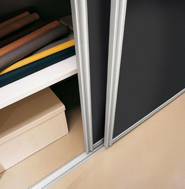 Sliding Closet Door Track