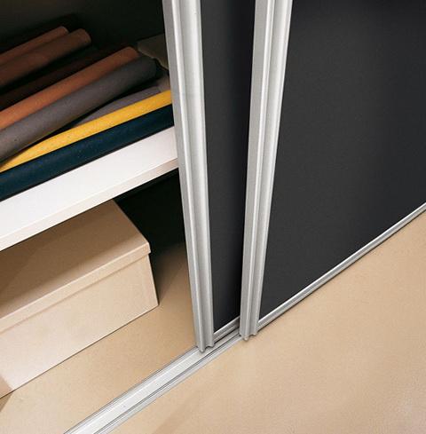 Sliding Closet Door Track Home Design Ideas