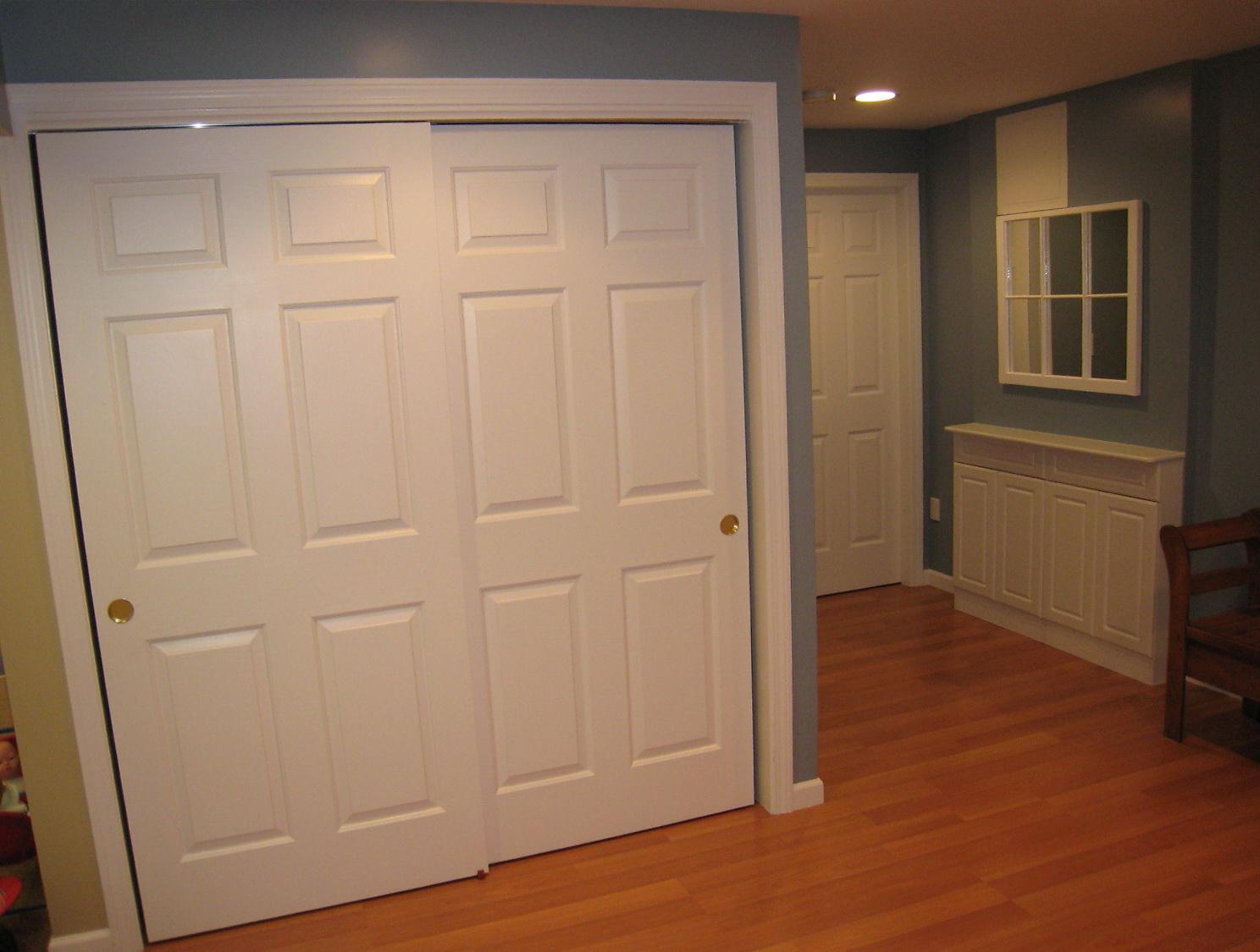 Sliding Closet Doors Ideas
