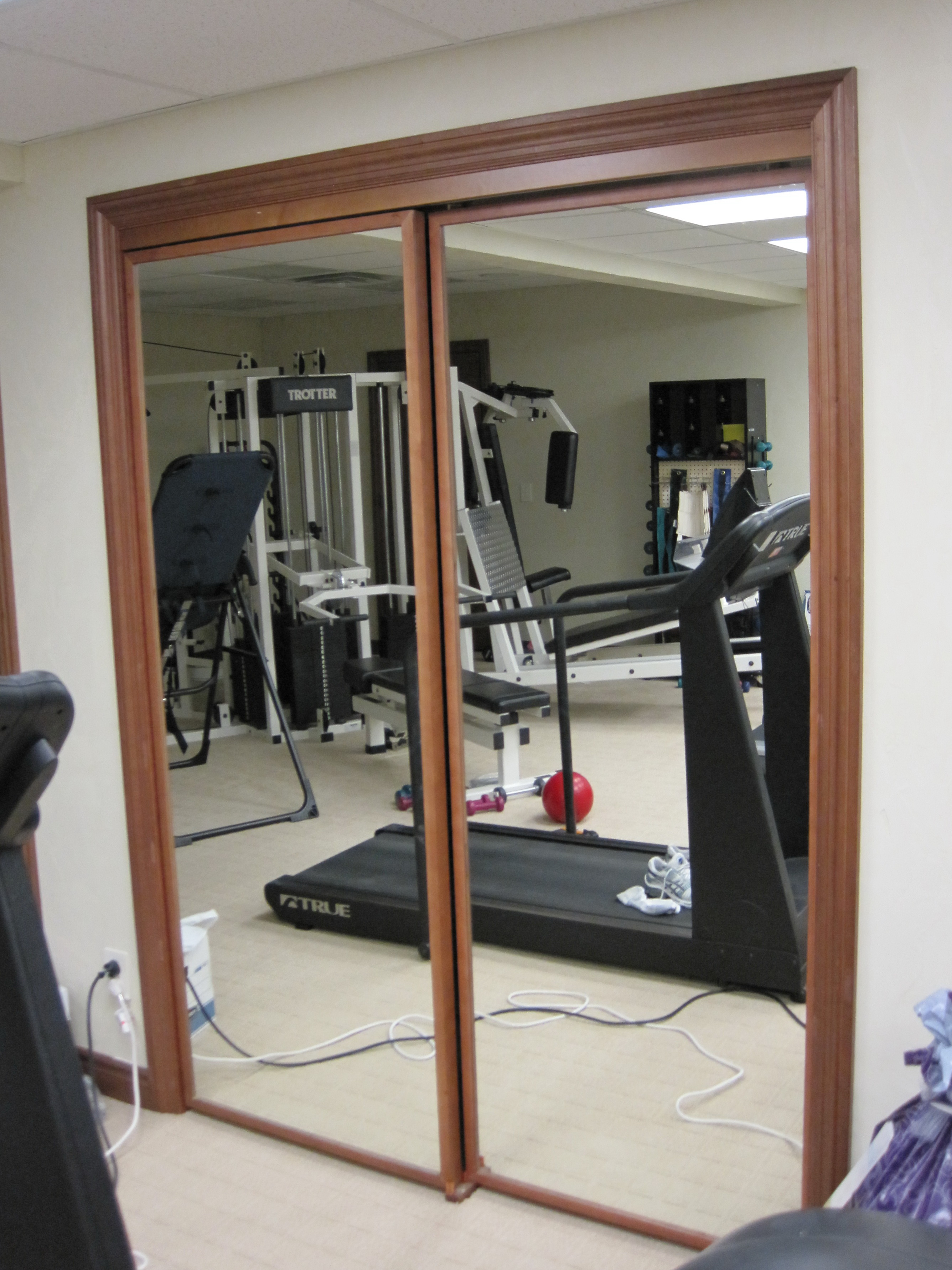 Sliding Closet Doors With Mirrors