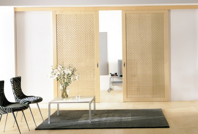 Sliding Closet Doors Wood