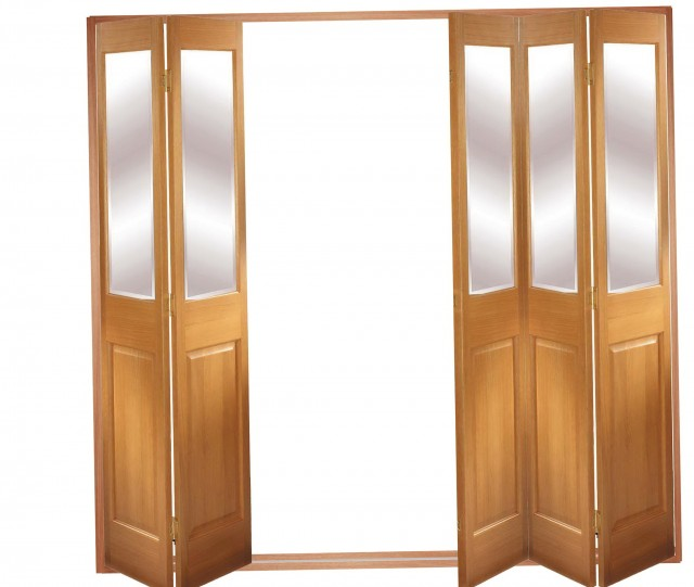 Sliding Folding Closet Doors