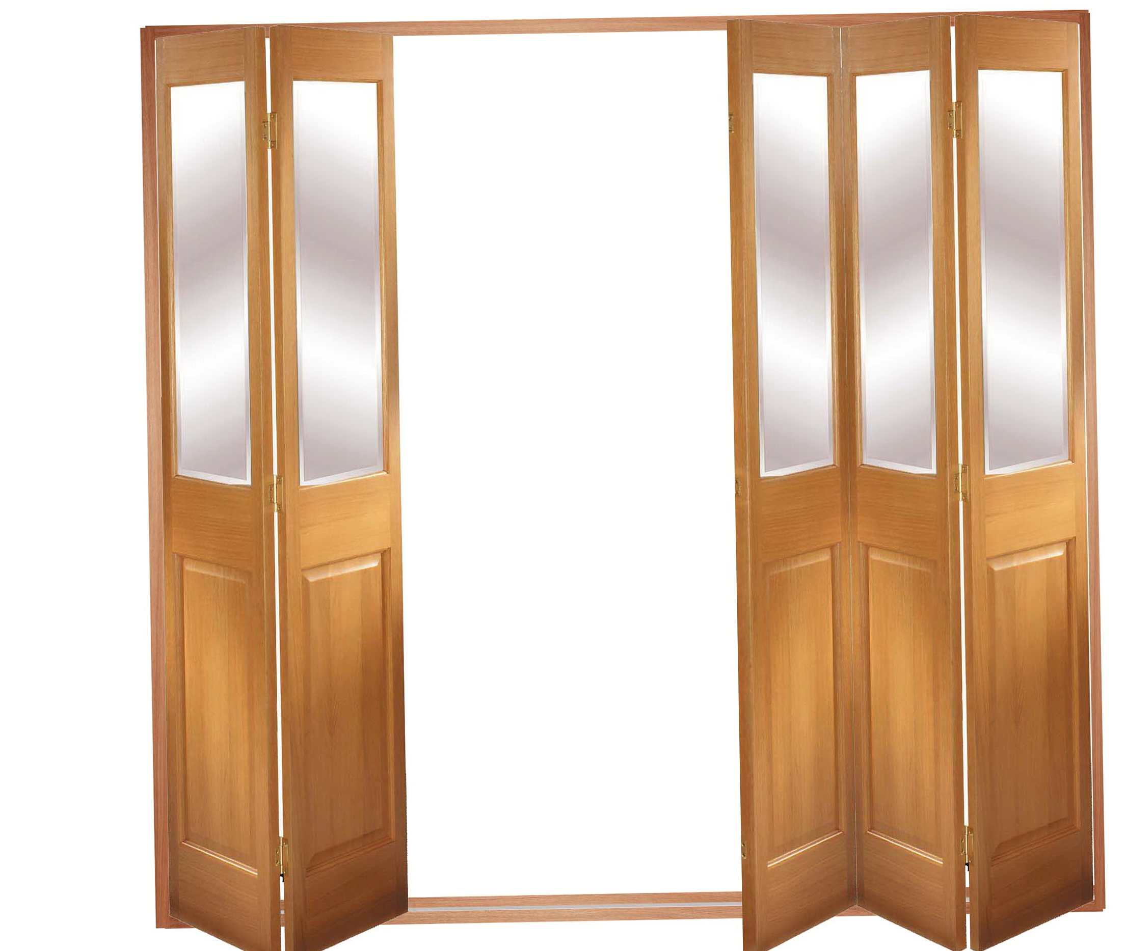 Sliding Folding Closet Doors