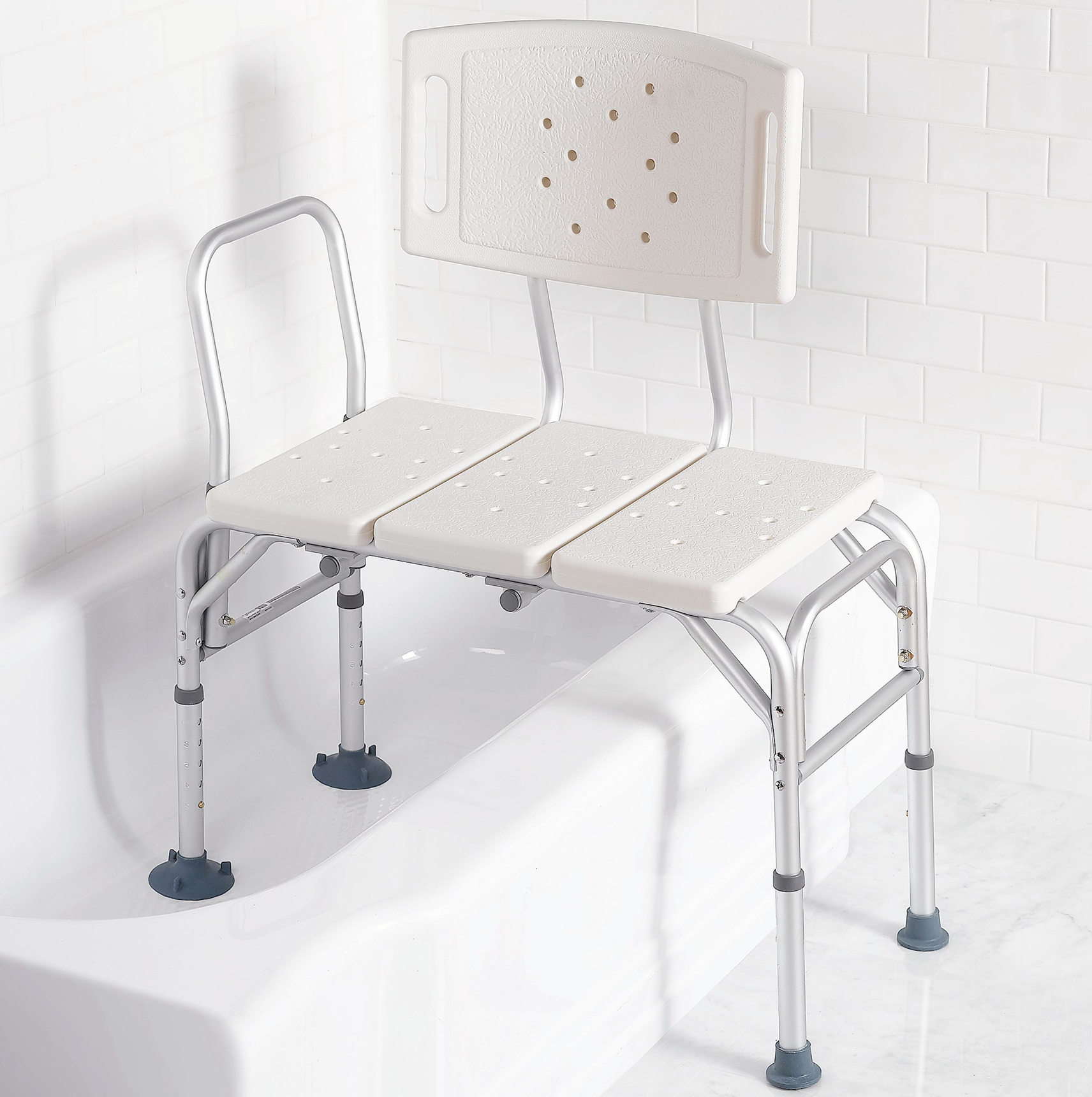 Sliding Transfer Bench For Shower Home Design Ideas