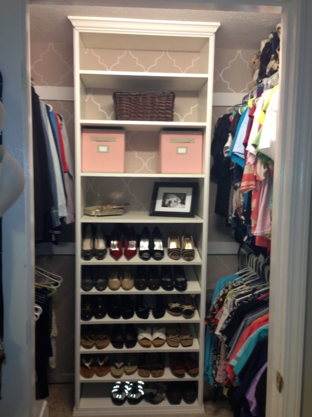 Small Closet Ideas For Shoes