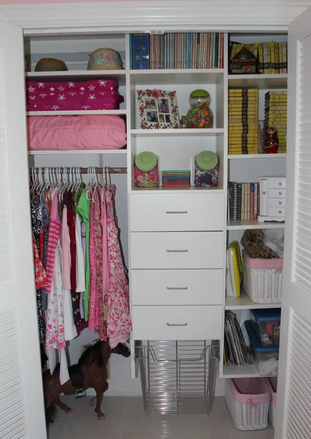 Small Closet Organization Ideas Diy