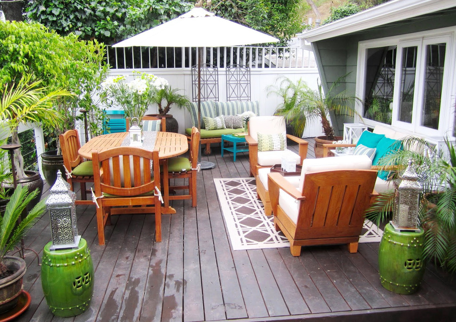 Screened In Porch Decorating Ideas On A Budget Plants
