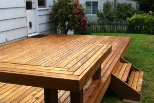 Small Deck Ideas For Mobile Homes
