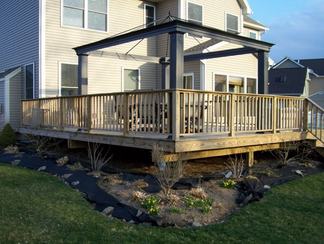 Small Deck Ideas Photos