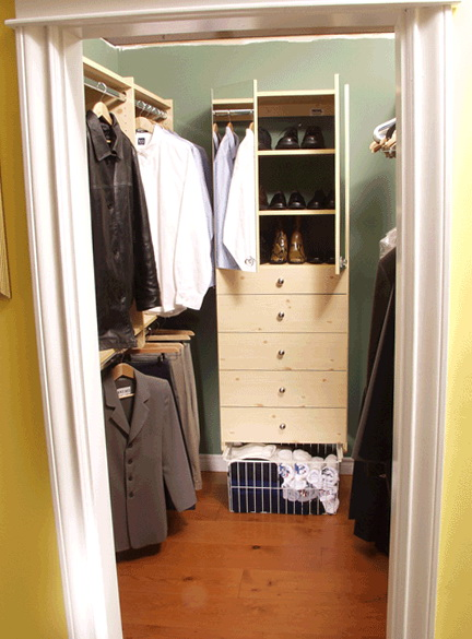 Stand Alone Closet Solutions Home Design Ideas