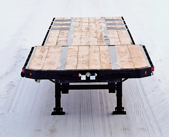 Step Deck Trailer Dimensions