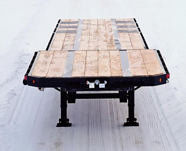 Step Deck Trailer Dimensions