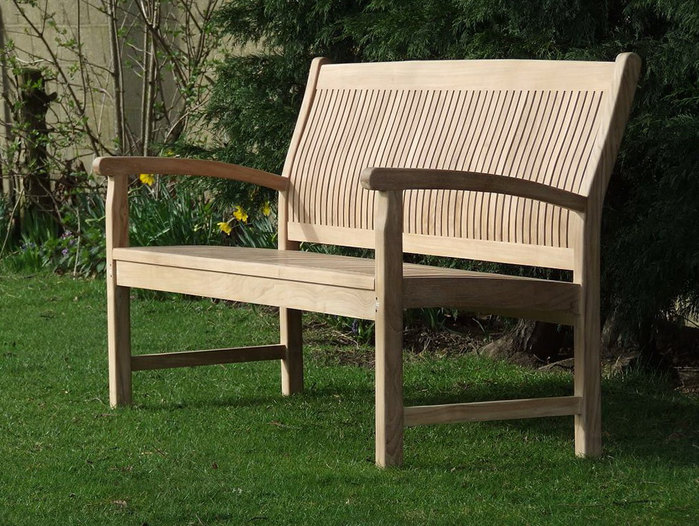 Garden Bench Sale Teak Garden Benches For Sale Home Design Ideas
