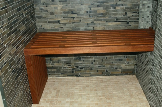 Teak Wood Shower Bench Care