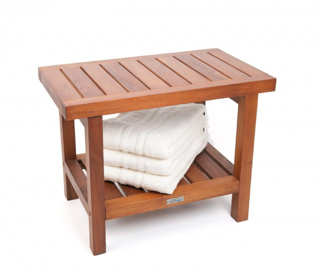 Teak Wood Shower Bench Plans