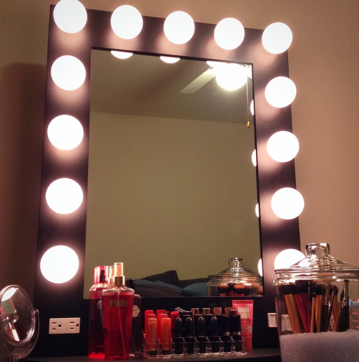 Vanity Girl Hollywood Mirror Dupe Home Design Ideas