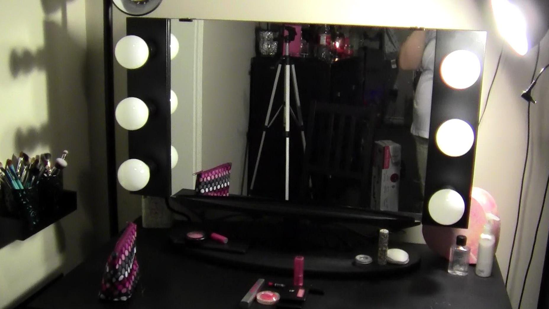 Vanity Girl Hollywood Pink Starlet Mirror Home Design Ideas
