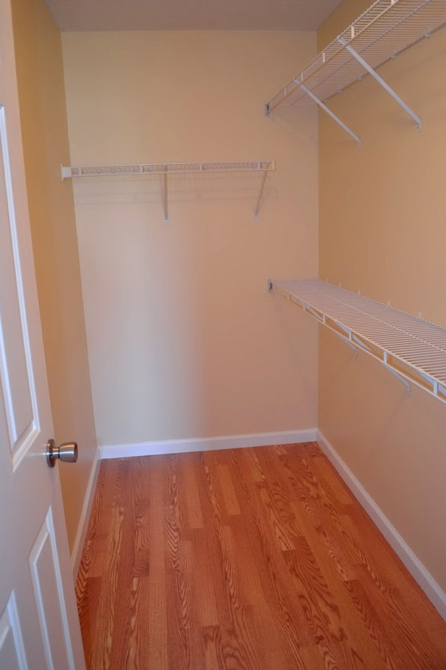 Walk In Closet Dimensions
