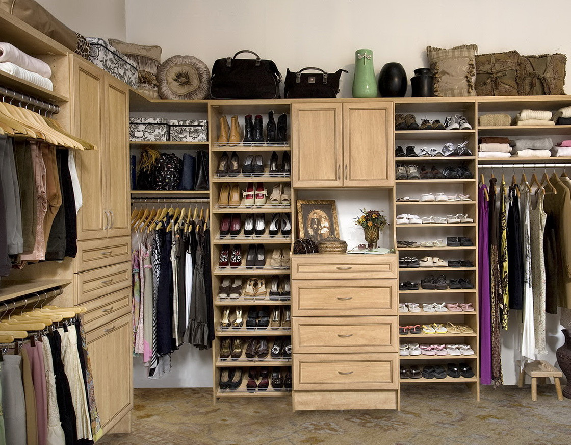 Walk In Closet Shoe Organizer Home Design Ideas